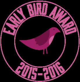 Early Bird Award